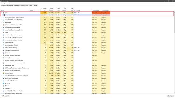 Win10正式版最新补丁KB4512941出问题:致CPU占用率居高不下